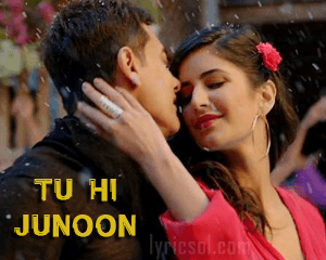 tu hi junoon song lyrics