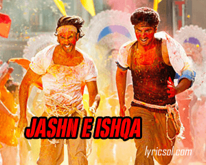 Jashn e ishqa from Gunday