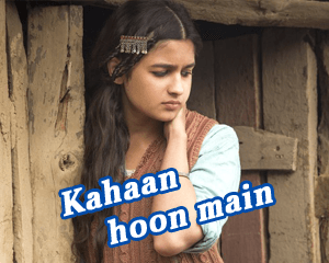 Kahaan hoon main from highway 2014
