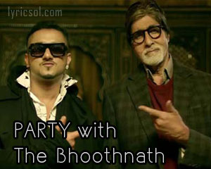 Party-With-The-Bhoothnath from bhoothnath-returns