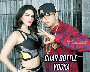 char bottle vodka from ragini mms 2