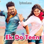 Ek Do Teen Lyrics – Anjaan (2014)