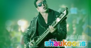 Ishq Kutta Hai Lyrics – The Shaukeens (2014)