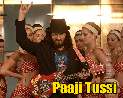 Paaji Tussi from happy ending