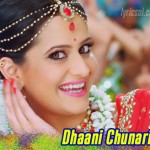 Dhaani Chunariya Lyrics – Super Nani (2014)