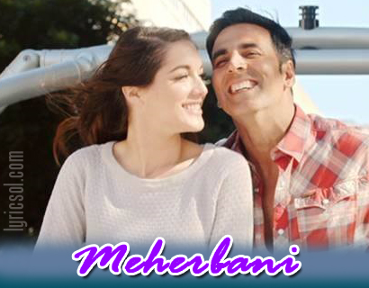 meherbani song from the Shaukeens