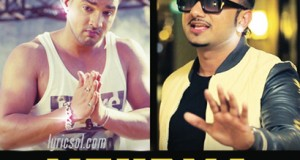 Mehrma Lyrics – Yo Yo Honey Singh, Sam Sandhu