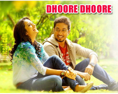 Dhoore Dhoore from Ormayundo Ee Mukham