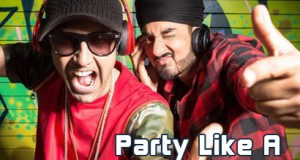 Party Like a Punjabi Song by Manj Musik