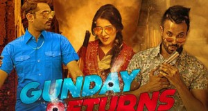 Gunday Returns by Dilpreet Dhillon