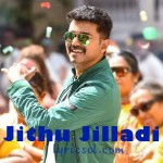 Jithu Jilladi Lyrics – Theri