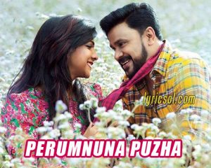 Perumnunapuzha Lyrics – King Liar