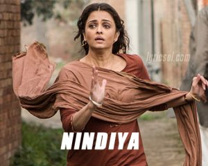 Nindiya Lyrics – Sarbjit