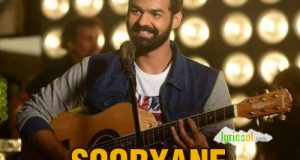 Sooryane Lyrics – Aadhi