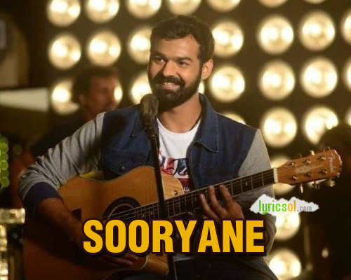 Sooryane Song from Aadhi