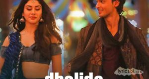 Dholida lyrics loveyatri