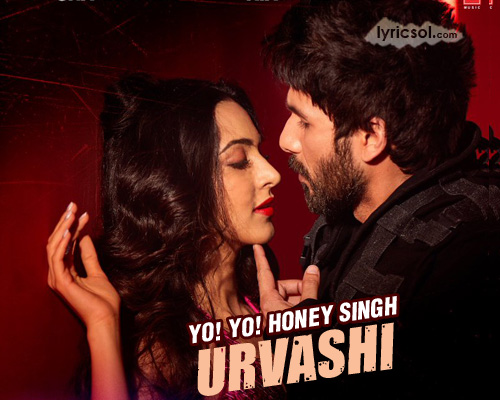 Urvashi Lyrics Honey Singh
