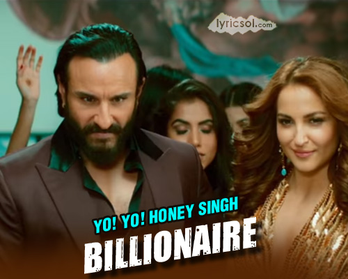 Billionaire Lyrics Baazaar