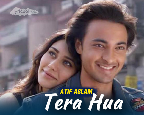 Tera Hua Lyrics from Loveyatri