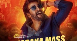 Marana Mass Lyrics petta song