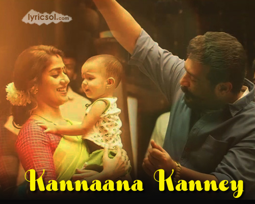Kannaana kanne Lyrics from Viswasam